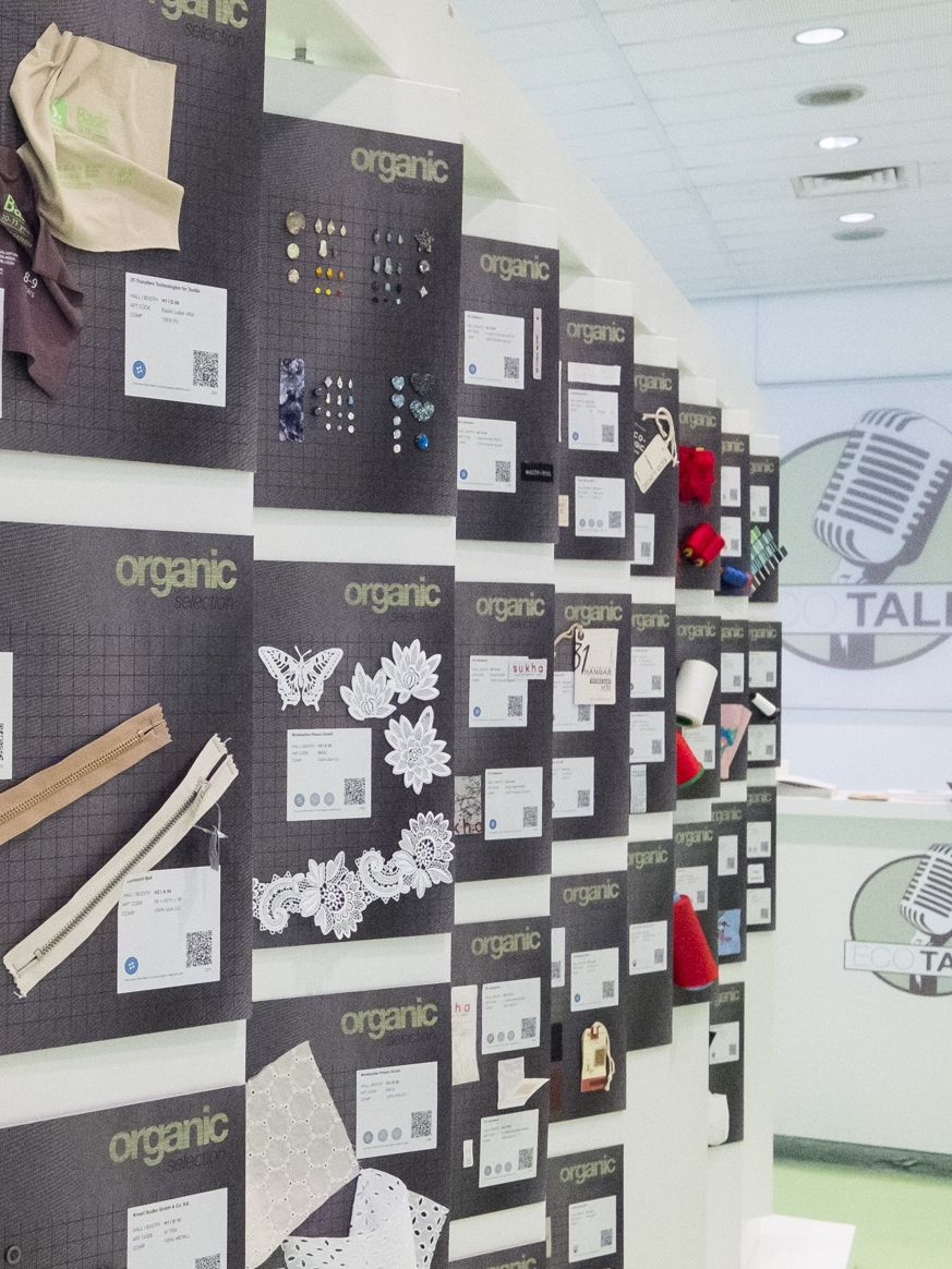 Organic Section at the last edition of MFS