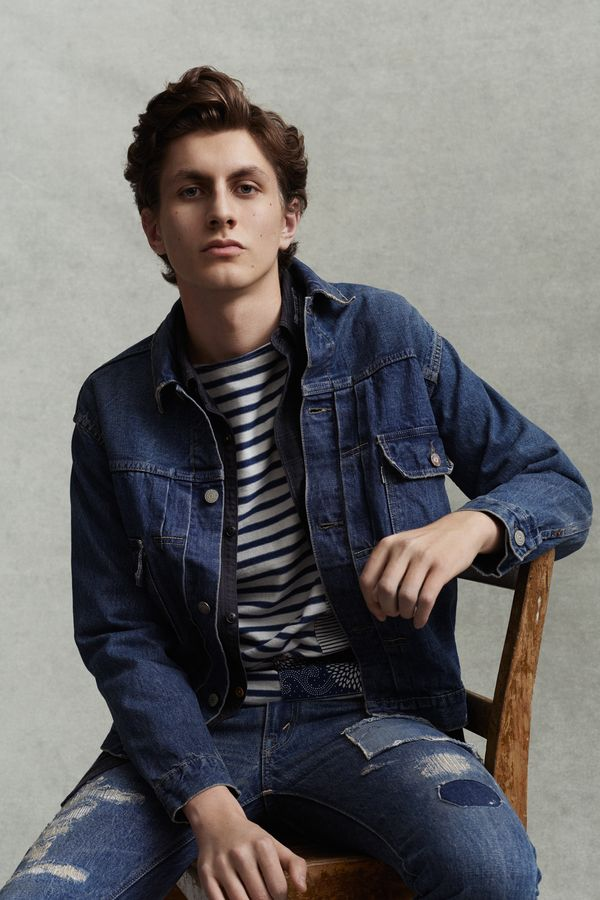 Orslow for Mr Porter + Beams