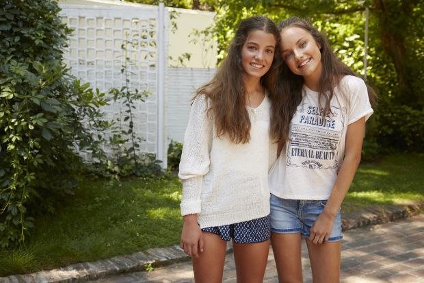 Outfits from the new Pepe Jeans London Teen line