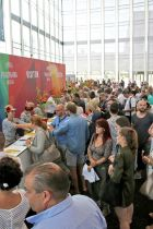 Panorama Berlin entrance during the last summer edition