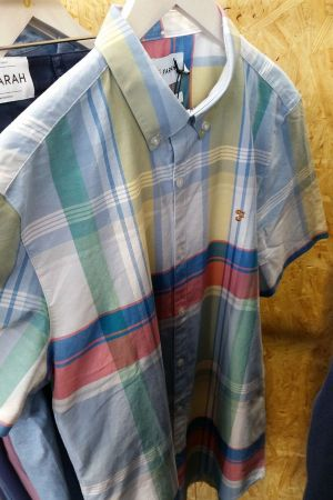 Pastels for men at Farah