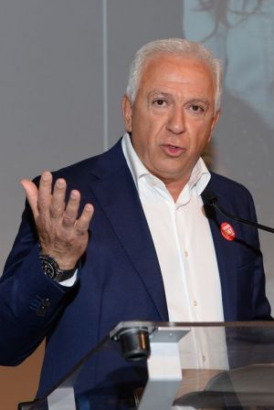 Paul Marciano, outgoing CEO at Guess