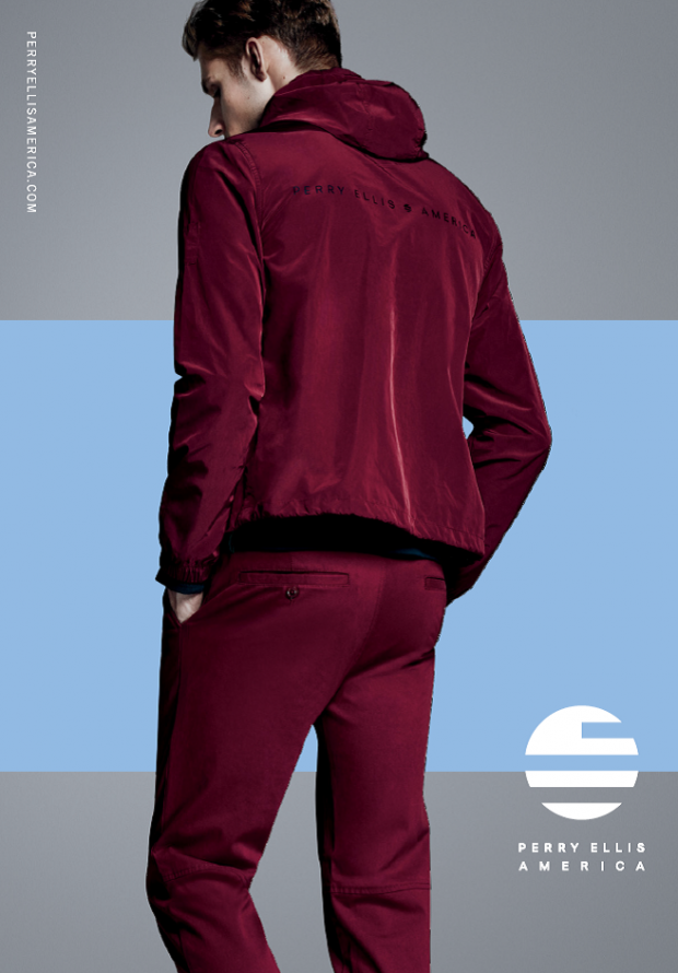 Perry Ellis Lookbook Image