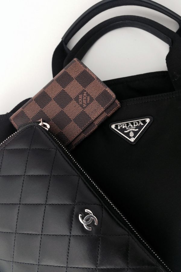 Popular victims to counterfeiting: Branded luxury goods