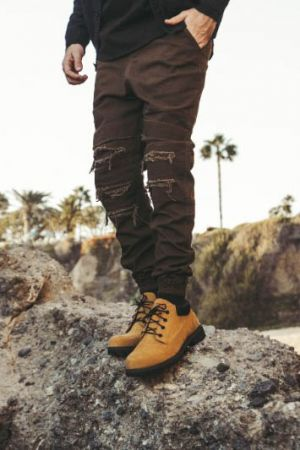Publish x Timberland Oxford boot