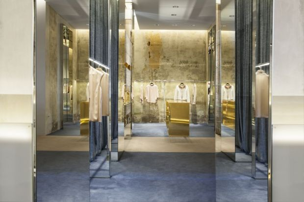 Ratti Boutique - contemporary area