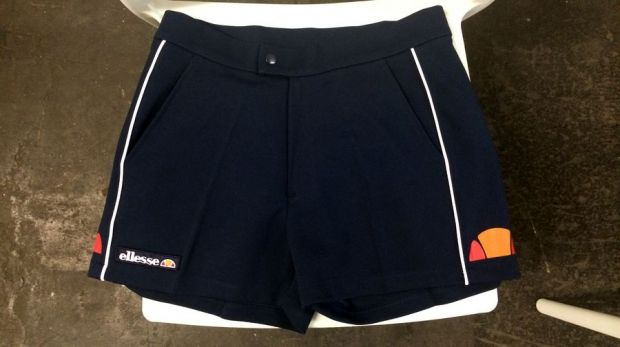 Retro shorts by Ellesse Heritage