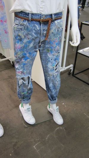 Rialto Jean Project at Capsule