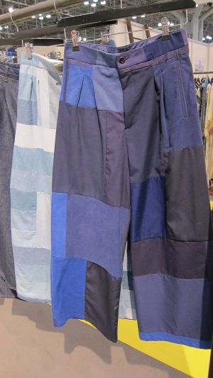 Rodebjer patchwork at Coterie