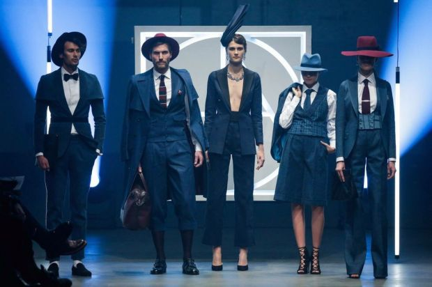 Sartoria Diletto and Candiani Denim, awarded as best collection