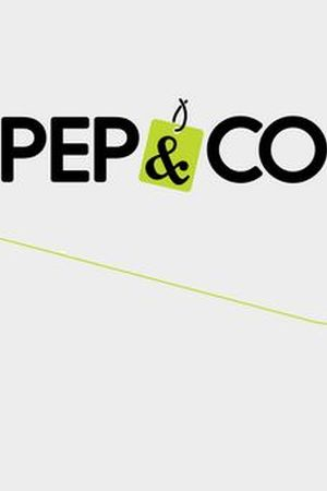 Screenshot of Pep&Co's website