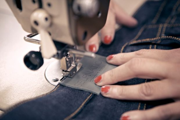 Selfnation sells jeans manufactured in Germany and Switzerland