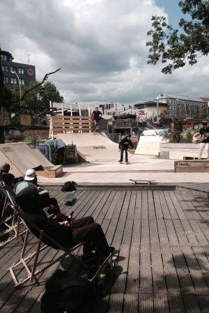 Shitfood Mongoland: new Skater event was launched in Berlin