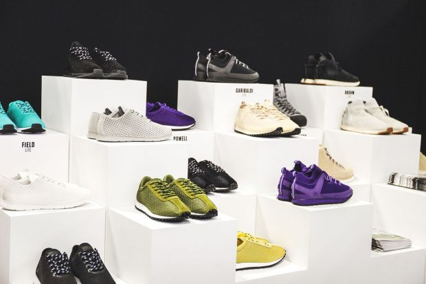 Sneakers at Agenda NY