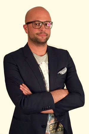 Stefano Navarra is G-Star's new country manager for Italy