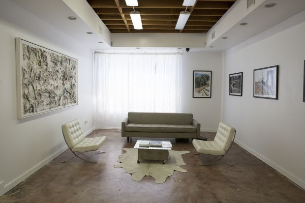 Artworks and open space
