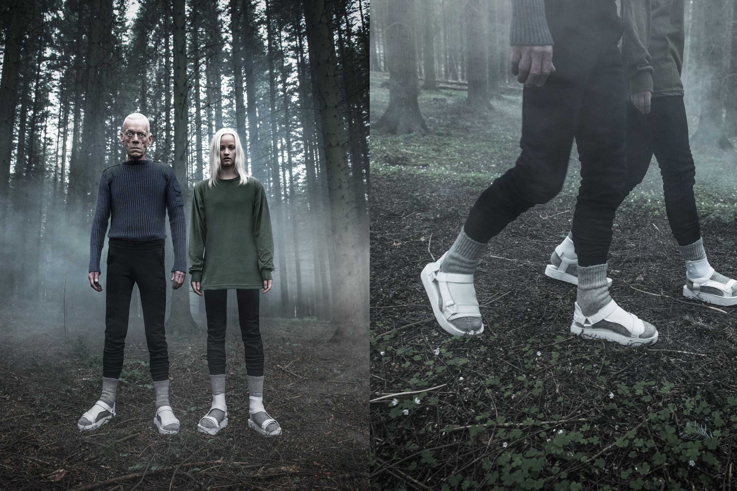 cheap for discount 3b9ae f17db Collaboration: Han Kjøbenhavn designs Teva sandals