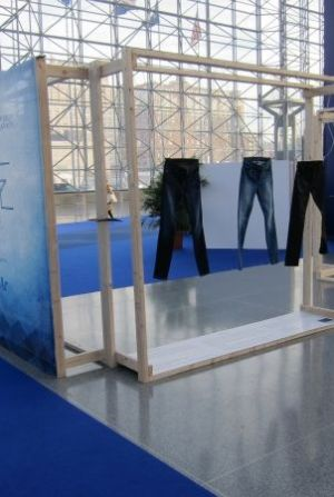 The first edition of BLUE at Coterie New York in February