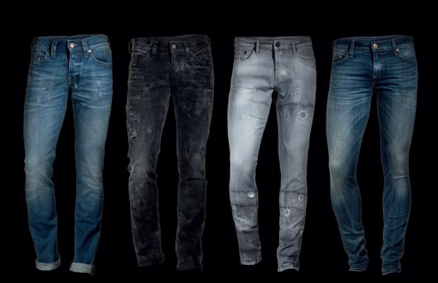 The men's styles of True Religion Germany's new denim capsule