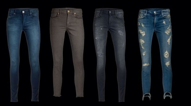 The women's styles of True Religion Germany's new denim capsule