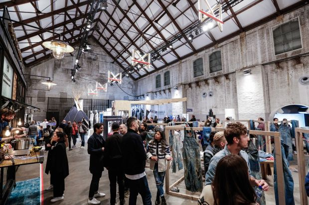 This year at Blueprint, the main event of Amsterdam Denim Days