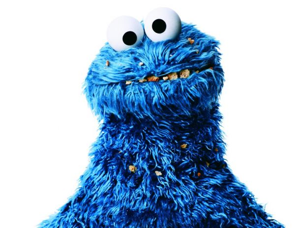 The Cookie Monster by Rafael Pulido