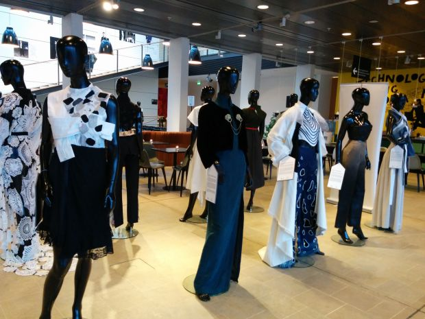 The Ecochic Design Award alumni exhibition 2014-2015 (Copenhagen Fashion Festival, Copenhagen, Denmark)