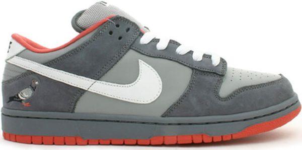 The Nike Dunk SB Low Pigeon NYC