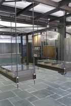 The YKK showroom in London