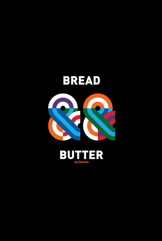 The new Bread & Butter by ZAlando logo