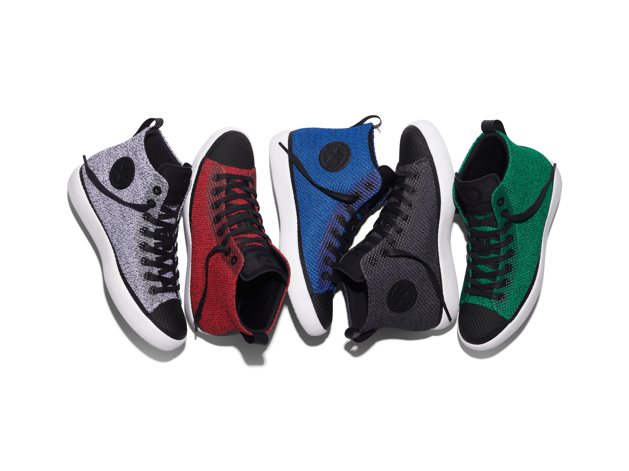 The new Converse All Star Modern high-top