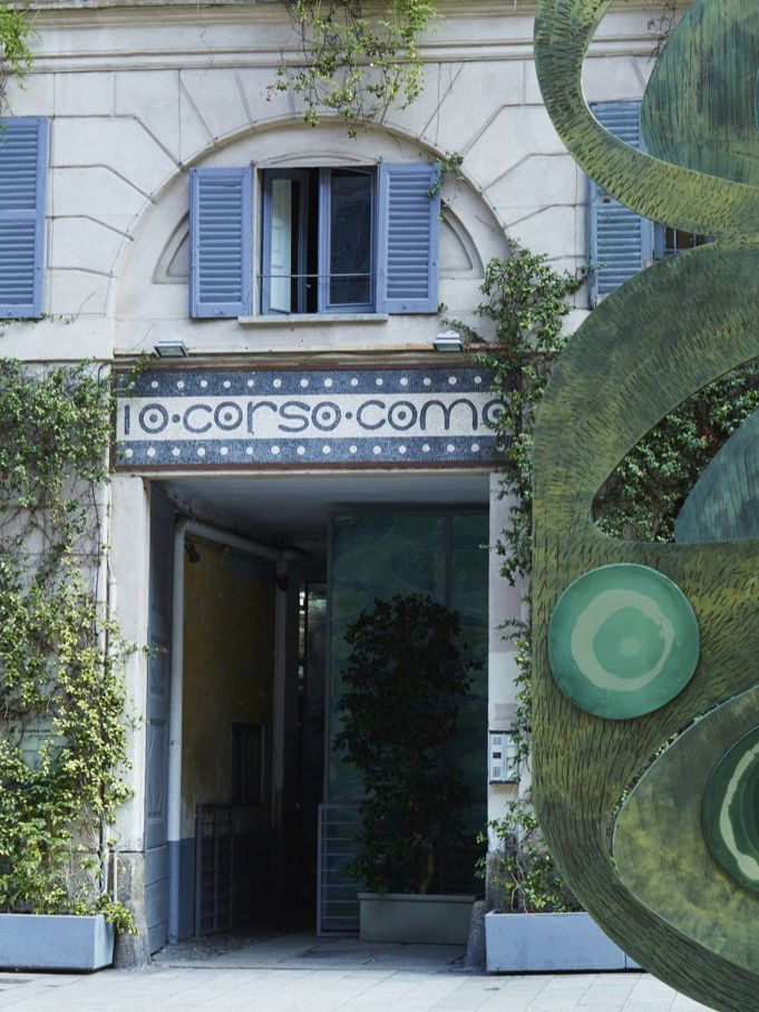 The original 10 Corso Como in Milan