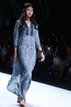 Tina Gia at Shanghai Fashion Week
