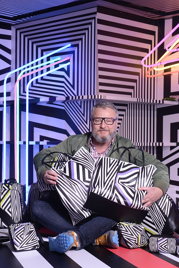 Tobias Rehberger, German artist behind the lastest MCM capsule collection