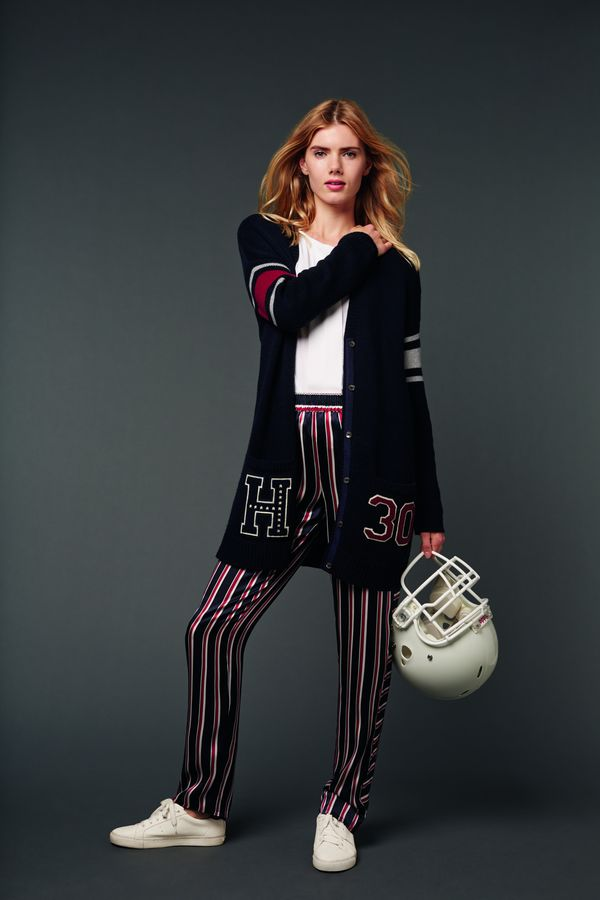Tommy Hilfiger's 30th anniversary capsule