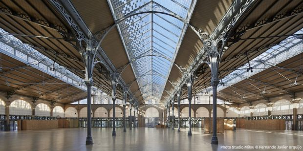 Tranoï Paris: Carreau du Temple