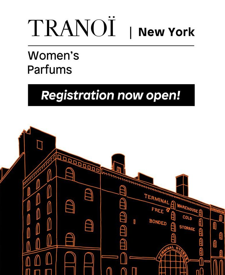 Tranoi New York advert