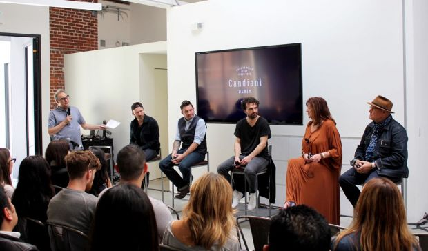 """Transformers"" panel discussion at the Candiani Design Center in LA"