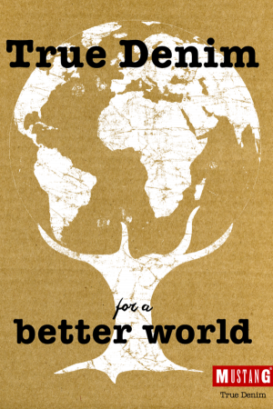 True Denim for a better world