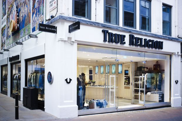 True Religion opens doors in London