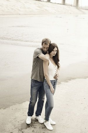 True Religion's Hydrate denim image campaign