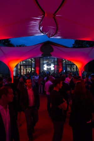 Under Armour opening party (photo: Florian Breitenberger)