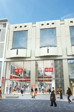 Uniqlo to open in Antwerp