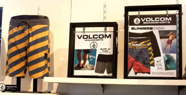 Volcom at Agenda Show Long Beach