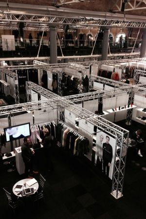 Wear Select show debut in London