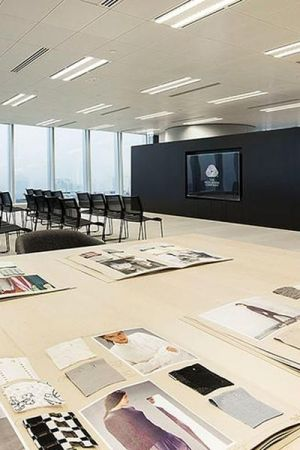 Woolmark's new resource center in Hong Kong