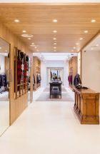 Woolrich opens first store in Antwerp