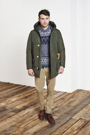 Woolrich Artic Parka No Fur