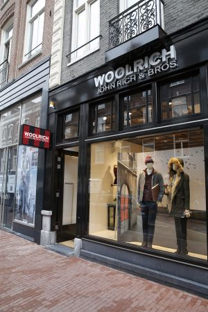 Woolrich store front