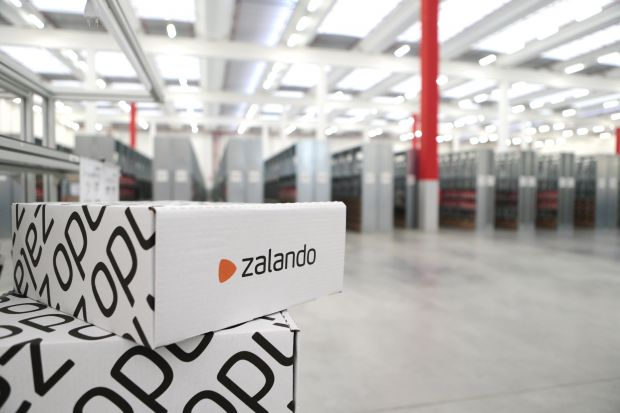 Zalando Stradella Fulfillment Center